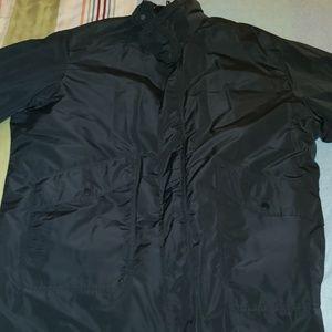 Forever 21 winter trench coat